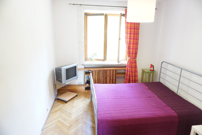 Żytnia flat with 3 bedroom
