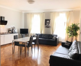 Cracow, old town -Pijarska st, 3 bedrooms +livingroom, 4800 PLN total