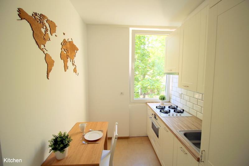 2. Schillera flat with 3 bedrooms