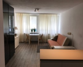Warsaw, Broniewskiego st - studio flat close to city center, 2000 PLN +bills