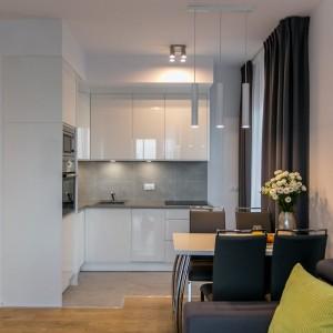 Livigroom with kitchen anex