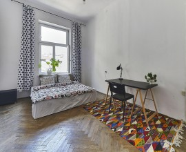Cracow, Kazimierz -Jewish district, Orzeszkowej st, Bedroom 1 , 1300 PLN all included