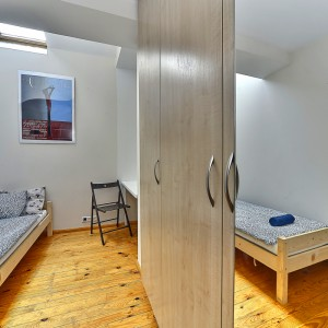Bedrooms 1 and 2