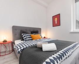 Bedroom area (livingroom)